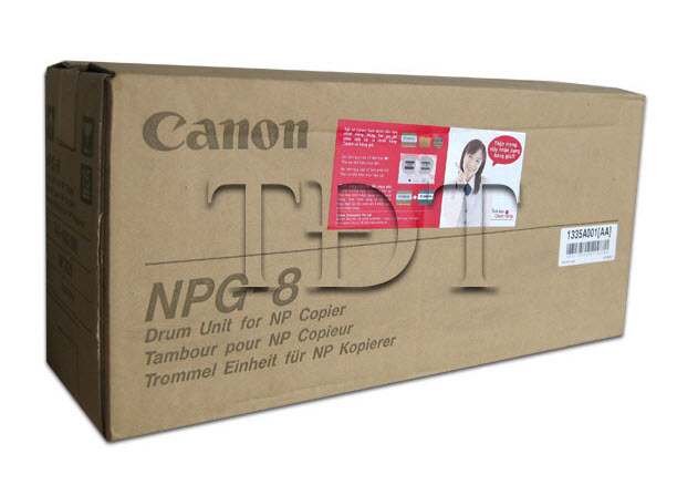 Drum Unit Canon NPG 8 (For Canon NP 6130/3020/3300M)